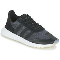 Schuhe Damen Sneaker Low adidas Originals FLB RUNNER W Schwarz