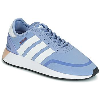 Schuhe Damen Sneaker Low adidas Originals INIKI RUNNER CLS W Blau