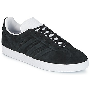 Schuhe Sneaker Low adidas Originals GAZELLE STITCH AND Schwarz