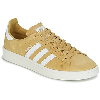 Schuhe Sneaker Low adidas Originals CAMPUS Gelb