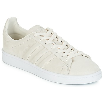 Schuhe Sneaker Low adidas Originals CAMPUS STITCH AND T Weiss