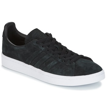 Schuhe Sneaker Low adidas Originals CAMPUS STITCH AND T Schwarz
