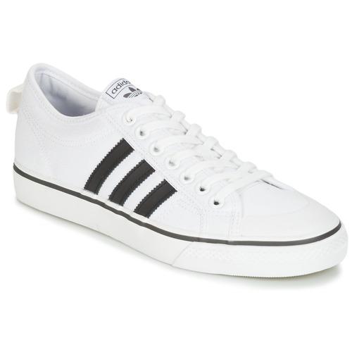 adidas Originals NIZZA Weiss  Schuhe Sneaker Low  55,96