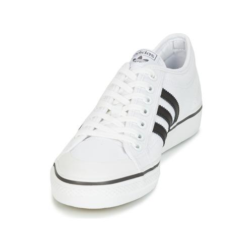 adidas Originals NIZZA TurnschuheLow Weiss  Schuhe TurnschuheLow NIZZA  55,96 a73d6d