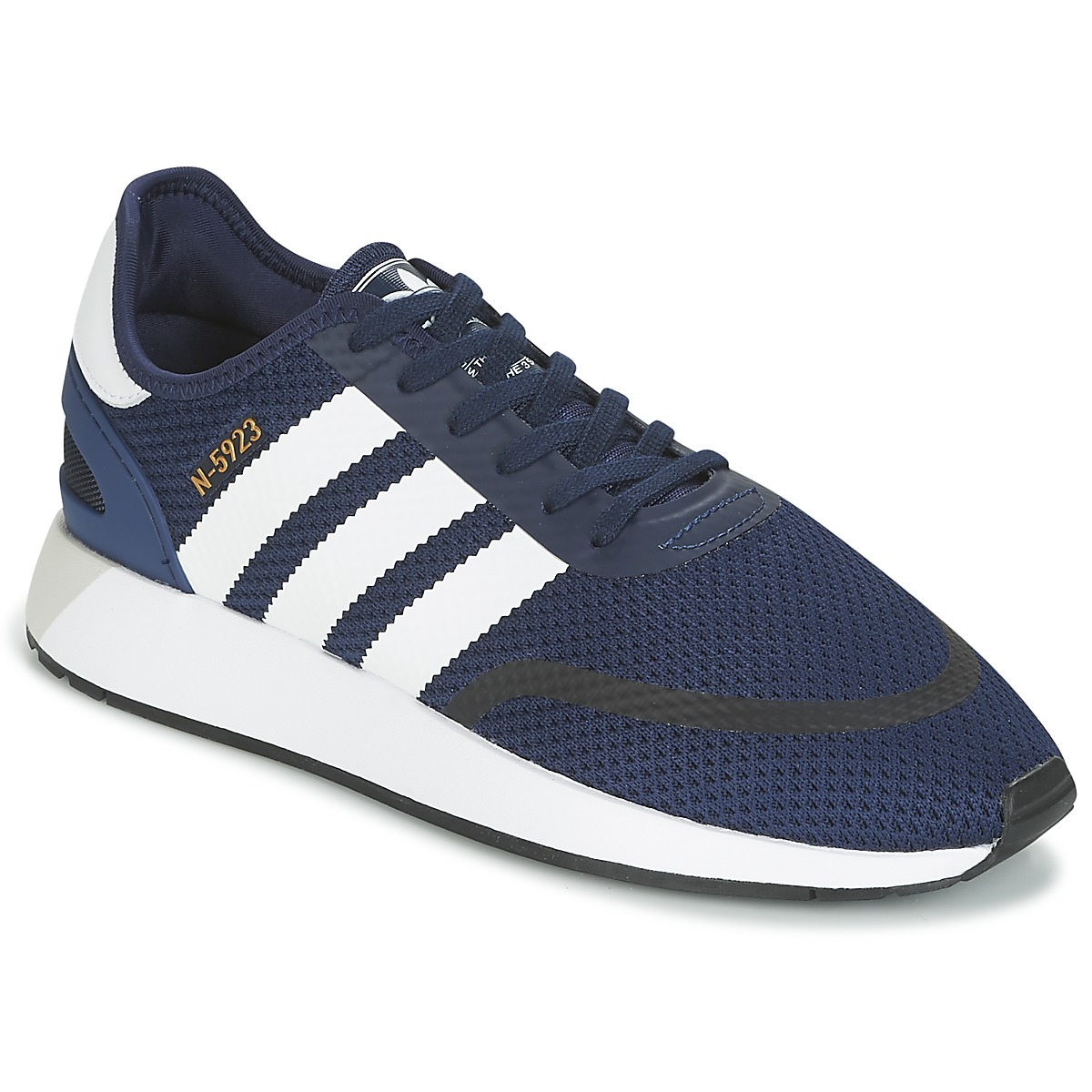adidas Originals INIKI RUNNER CLS Marine - Kostenloser Versand bei Spartoode ! - Schuhe Sneaker Low  63,00 €