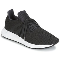 Schuhe Herren Sneaker Low adidas Originals SWIFT RUN Schwarz