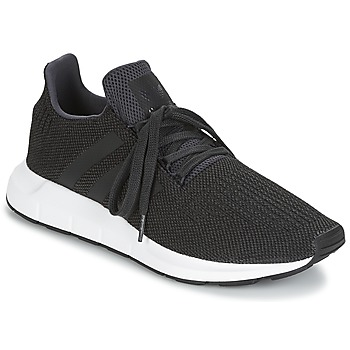 Schuhe Sneaker Low adidas Originals SWIFT RUN Schwarz