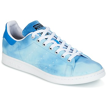 Schuhe Sneaker Low adidas Originals STAN SMITH PHARRELL WILLIAMS Blau