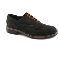 Schuhe Herren Richelieu Igi&co IGI & CO 86812 caffeebraun Männerkleidung Schuhe Stickerei Engli Marrone