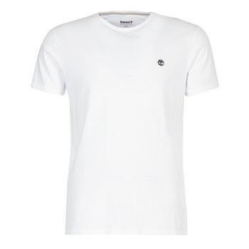 Kleidung Herren T-Shirts Timberland SS DUNSTAN RIVER CREW TEE Weiss
