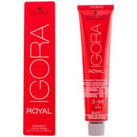 Beauty Damen Haarfärbung Schwarzkopf Igora Royal 3-68