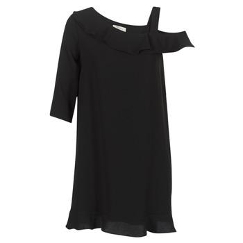 Kleidung Damen Kurze Kleider Betty London INITTE Schwarz