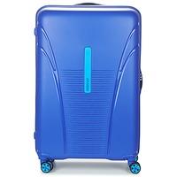 Taschen Hartschalenkoffer American Tourister SKYTRACER 77CM 4R Blau