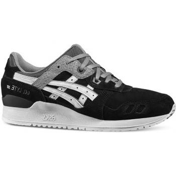Schuhe Sneaker Low Asics Asics Gel-Lyte III HL6B1-9010 Czarne