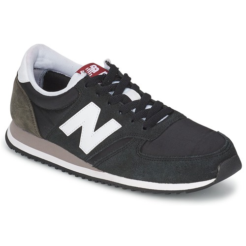 Sneaker New Balance U420 Schwarz 350x350