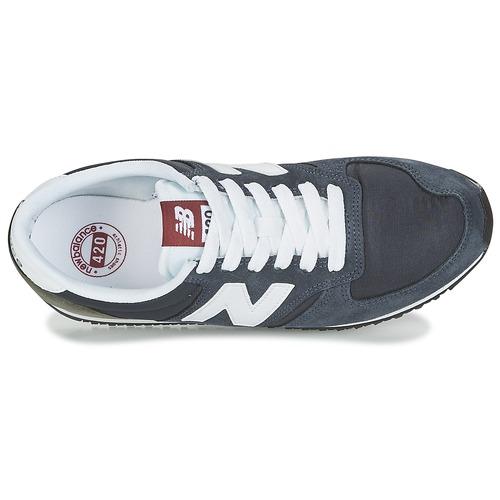 New Balance U420 Marine Marine Marine  Schuhe Sneaker Niedrig  63 539bde