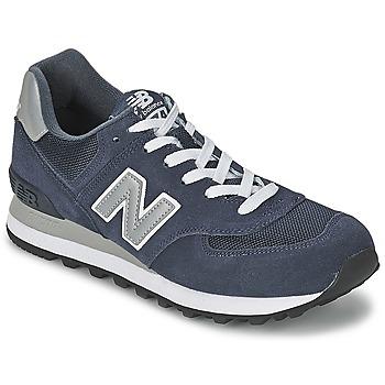 Schuhe Sneaker Low New Balance M574 Marine