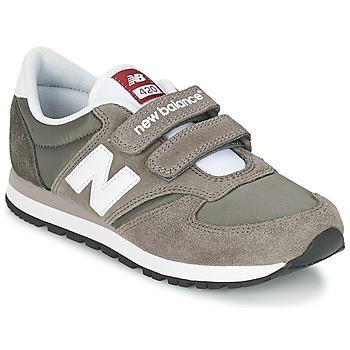Schuhe Kinder Sneaker Low New Balance KE420 Grau / Schwarz