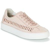 Schuhe Damen Sneaker Low Bullboxer PARETE Rose