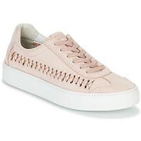 Schuhe Damen Sneaker Low Bullboxer PARETE Rose