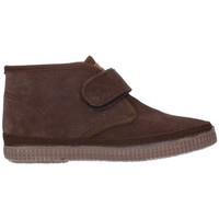 Schuhe Jungen Boots Natural World 525 Niño Marron marron