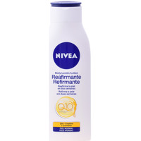 Beauty Damen pflegende Körperlotion Nivea Q10+ Reafirmante Body Milk Pn  400 ml