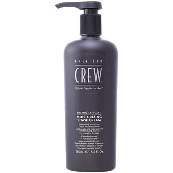 Beauty Herren Bartpflege American Crew Shaving Skincare Moisturizing Shave Cream  450 ml