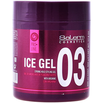 Beauty Spülung Salerm Ice Gel Strong Hold Styling Gel