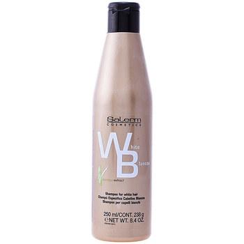 Beauty Shampoo Salerm White Shampoo For White Hair