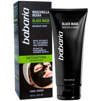Beauty Serum, Masken & Kuren Babaria Kur/maske Negra Detoxifying Facial  100 ml