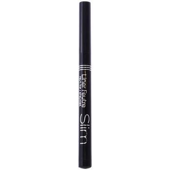 Beauty Damen Eyeliner Bourjois Eyeliner Feutre Slim 16-black  0,8 ml