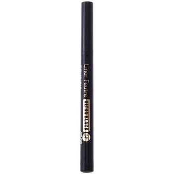 Beauty Damen Eyeliner Bourjois Eyeliner Feutre 41-ultra Black  0,8 ml