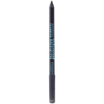 Beauty Damen Kajalstift Bourjois Contour Clubbing Waterproof Eyeliner 048-atomic Black 1,2gr 1,