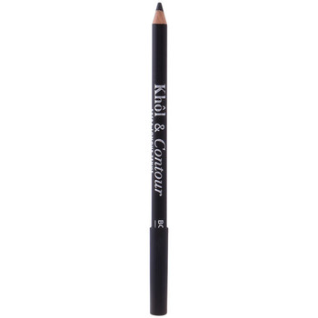 Beauty Damen Kajalstift Bourjois Khôl & Contour Eye Pencil 001-black 1,2 Gr 1,2 g