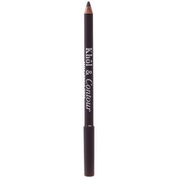 Beauty Damen Kajalstift Bourjois Khôl & Contour Eye Pencil 004-dark Brown 1,2 Gr 1,2 g