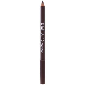 Beauty Damen Kajalstift Bourjois Khôl & Contour Eye Pencil 005-chocolat 1,2 Gr 1,2 g