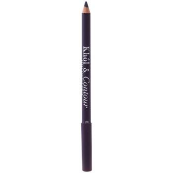 Beauty Damen Kajalstift Bourjois Khôl & Contour Eye Pencil 007-dark Purple 1,2 Gr 1,2 g