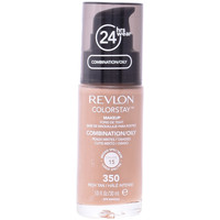 Beauty Damen Make-up & Foundation  Revlon Colorstay Foundation Combination/oily Skin 350-rich Tan 30 ml