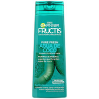 Beauty Shampoo Garnier Fructis Pure Fresh Agua Coco Fortificante Champú