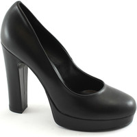 Schuhe Damen Pumps Divine Follie DIV-CCC-1100-NE Nero