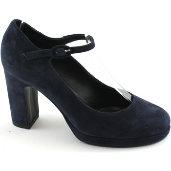 Schuhe Damen Pumps Divine Follie DIV-CCC-900-BLU Blu