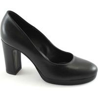 Schuhe Damen Pumps Divine Follie DIV-CCC-906-NE Nero