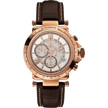 Uhren Herren Analoguhren Guess GC by Sport Chic Collection B1 - Class Chronograph X44001G1 silbern