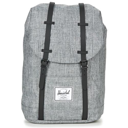 Taschen Rucksäcke Herschel RETREAT Grau