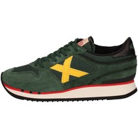Schuhe Herren Sneaker Low Munich Fashion 8860031 Sneaker Mann Green Green