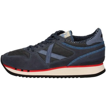 Schuhe Herren Sneaker Low Munich Fashion 8860029 Sneaker Mann Blue Blue