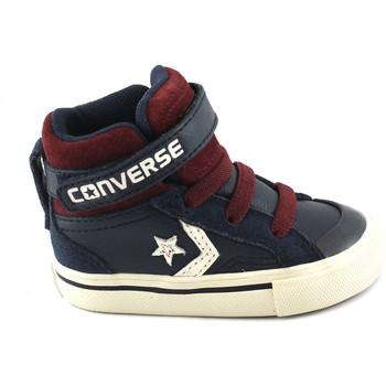 Schuhe Kinder Sneaker High Converse CON-I17-758876C-OW Blu