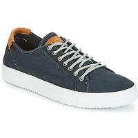 Schuhe Herren Sneaker Low Blackstone PM31 Blau
