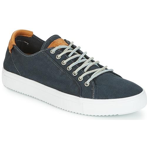 Blackstone PM31 Blau  Schuhe Sneaker Low Herren 79,99