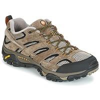 Schuhe Herren Wanderschuhe Merrell MOAB 2 VENT Grau